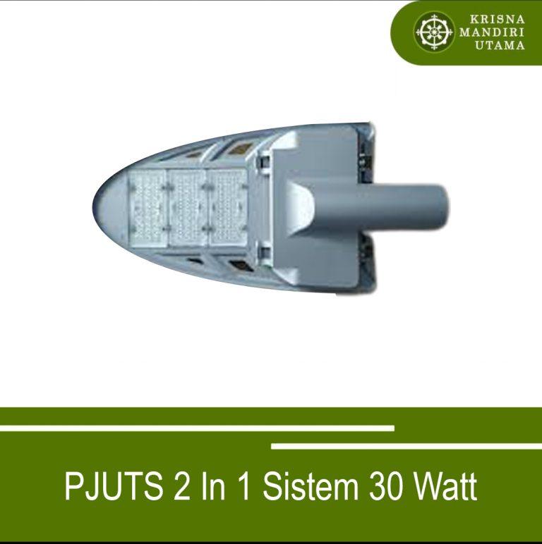 PJUTS 2 In 1 Sistem 30 Watt Lithium Battery