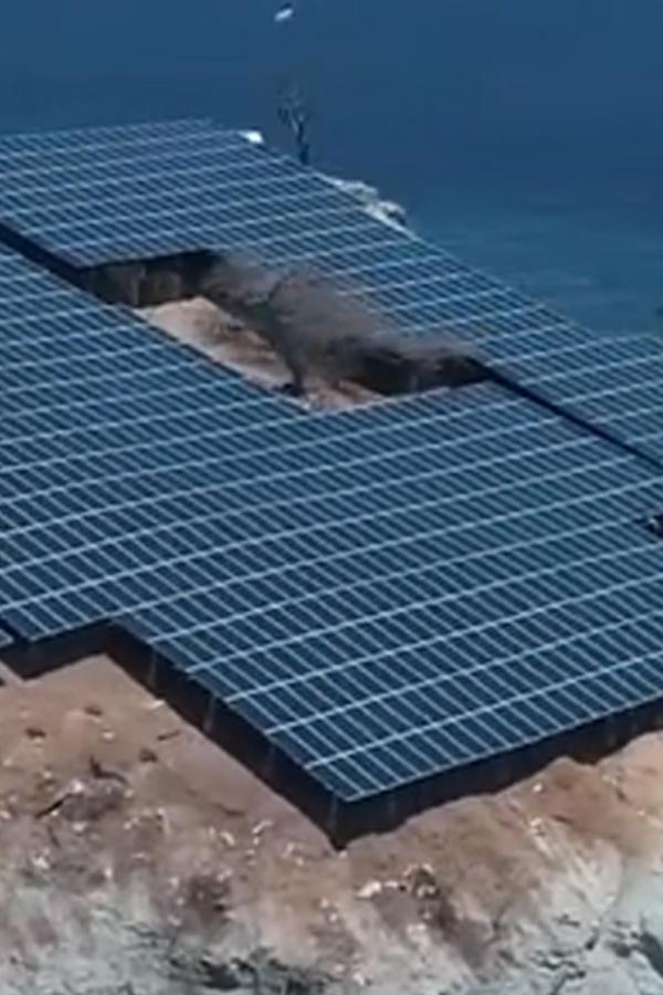 harga Paket PLTS Komunal Hybird - Krisna Energy
